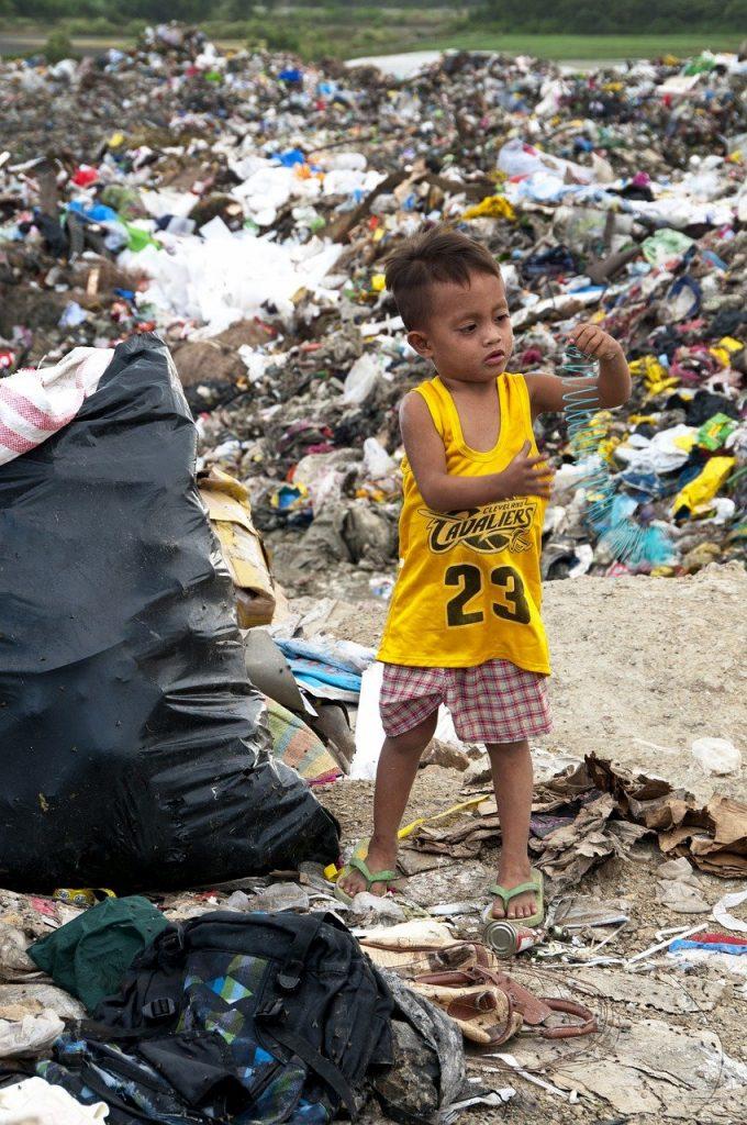 garbage, plastic, philippines